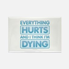 Everything Hurts Magnets