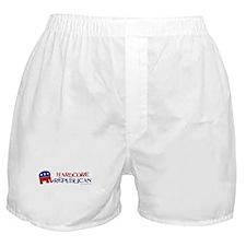 Hardcore Republican Boxer Shorts