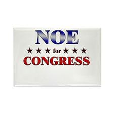 NOE for congress Rectangle Magnet