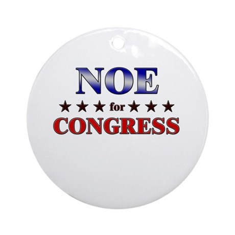 NOE for congress Ornament (Round)