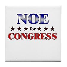 NOE for congress Tile Coaster