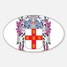 Hurley Coat of Arms (Family Crest) Decal