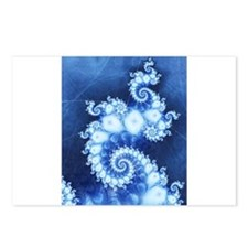 Fractals Postcards (Package of 8)