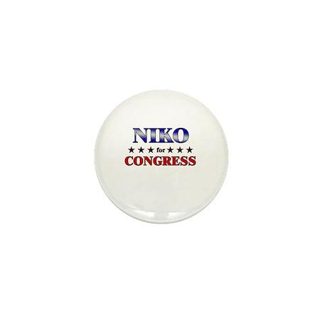 NIKO for congress Mini Button (10 pack)