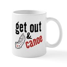 Get Out & Canoe Mug