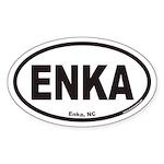 ENKA Euro Oval Sticker