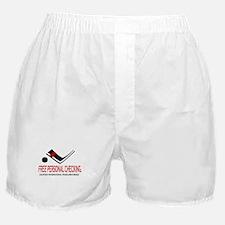 Free Checking Boxer Shorts