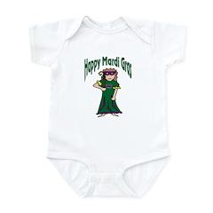Mardi Gras Shirts For Kids Infant Bodysuit