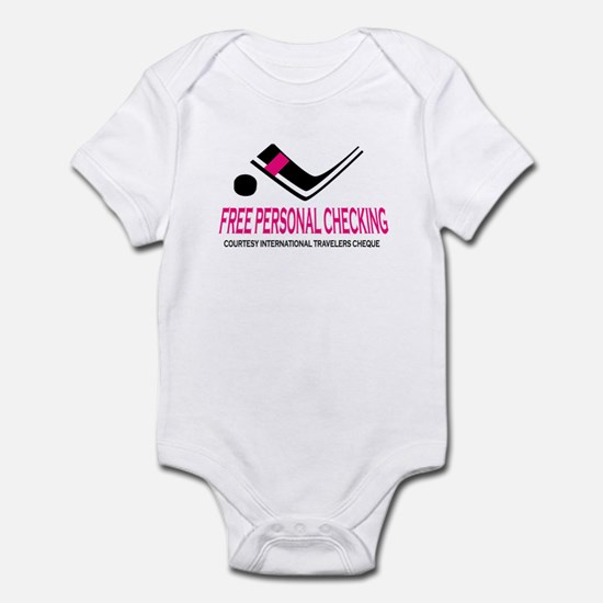 Free Checking Infant Bodysuit