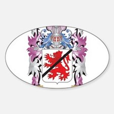 Hylands Coat of Arms (Family Crest) Decal