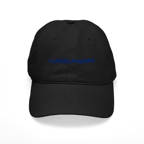 ILLADELPHJAWN Black Cap