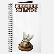 Shit Happens Journal