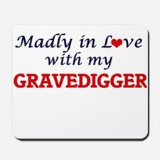 Madly in love with my Gravedigger Mousepad