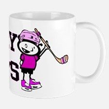 Coffee Mug. Nancy Boys Ice Hockey Team.
