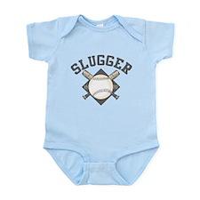 Baseball Slugger Infant Bodysuit
