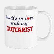 Madly in love with my Guitarist Mugs