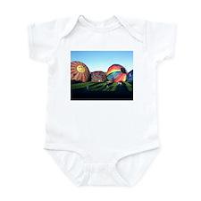 Helaine's Happy Ballooning Infant Bodysuit