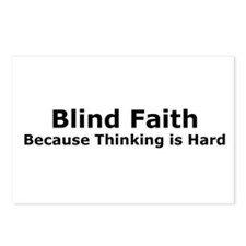 Blind Faith Postcards (Package of 8)