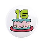 16th Birthday Cake 3.5