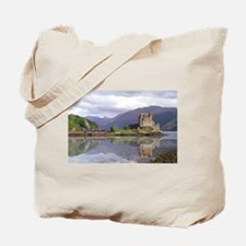 Funny Castles Tote Bag