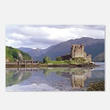 Cool Castles Postcards (Package of 8)