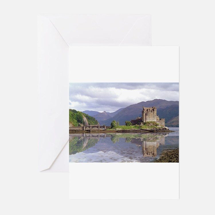 Cute Scotland Greeting Cards (Pk of 20)
