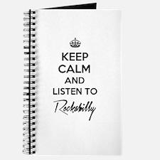 Keep calm and listen to Rockabilly Journal