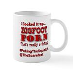 Bigfoot Porn Mugs