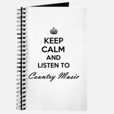 Keep calm and listen to Country Music Journal