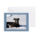 Retirement card Greeting Cards (20 Pack)