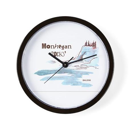 Monhegan Wall Clock