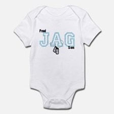 jag son Infant Bodysuit