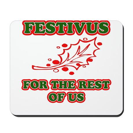 Festivus 2 Mousepad