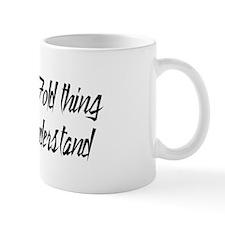 It's a Scottish Fold Thing Mug