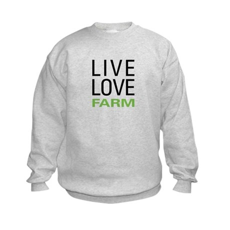 Live Love Farm Kids Sweatshirt