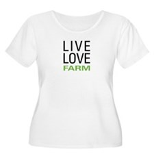 Live Love Far T-Shirt