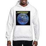 Peas on Earth Hooded Sweatshirt