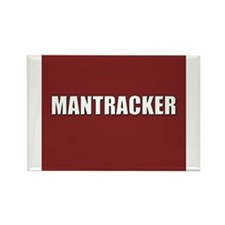 Mantracker Rectangle Magnet