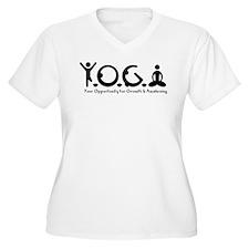 Y-O-G-A T-Shirt