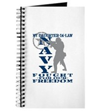 Dghtr-n-Law Fought Freedom - NAVY Journal