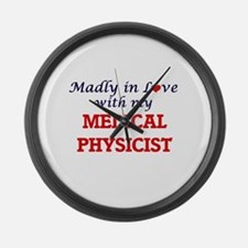 Madly in love with my Medical Phy Large Wall Clock