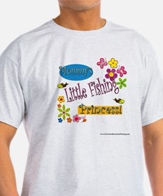 Mommy's Little fishing prince T-Shirt