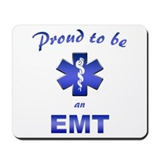 Proud To Be An EMT Mousepad