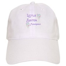 Little Sister Alejandra Baseball Cap