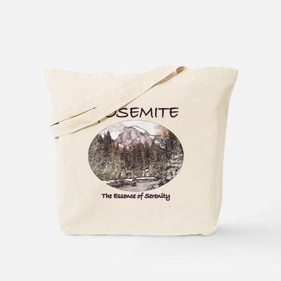 Yosemite:Serenity Tote Bag
