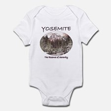 Yosemite:Serenity Infant Bodysuit