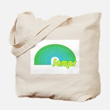 Samos, Greece Tote Bag