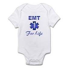 EMT For Life Infant Bodysuit