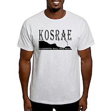 Ssshhhh! Kosrae Sleeping Lady T-Shirt