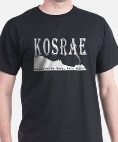 Ssshhhh! Kosrae Sleeping Lady T-Shirt